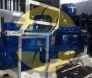Thi công phòng cách âm máy phát điện 02 máy Perkins 930 Kva