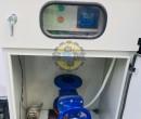 Tủ họng cấp dầu cho máy phát điện