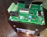 Xạc bình tự đông cho máy phát điện 12-24 Auto