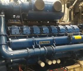 Bảo trì máy phát điện 2200 Kva