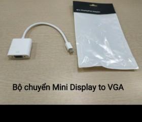 Bộ chuyển Mini Display to Vga