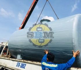 Bồn dầu máy phát điện 8000 lit