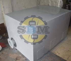 Bộ tiêu âm máy hút bột công nghiệp