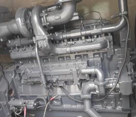 Máy phát điện cũ Komatsu 650 Kva