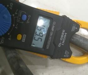 Thử tải máy phát điện 250 Kva