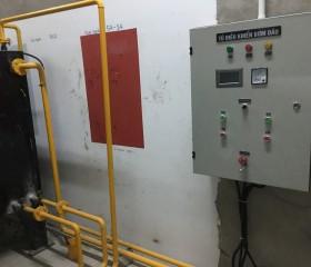 Tủ điều khiển bơm dầu Daviteq - SBM 600x800x250