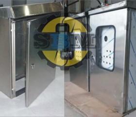 Vỏ tủ điện inox 304, vỏ tủ điện công nghiệp